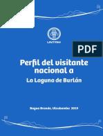 Perfil del visitante a la Laguna Burlan