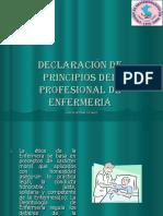 Codigo de etica y deontologia del colegio de enfermeros del peru