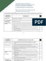 Indicadores p evaluar un Proyecto de Intevención Educativa_(2019)