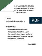 Análisis de Una Vigueta 2019 I- Final