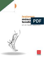 Lesiones musculo tendinosas
