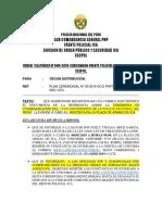 ORDEN  TELEFÓNICA N°649-2019-SUBCOMGEN-FRENTE POLICIAL ICA-DIVOPUS ICA-CEOPOL. CORREGIDO
