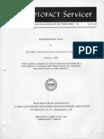 1954 RETMA EIA Codes