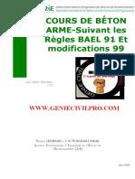 Cours de béton armé suivant B.A.E.L 91 Par I.I.I.E.L.pdf