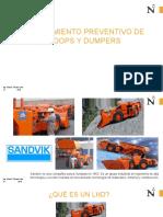 CLASE 6_MANTENIMIENTO PREVENTIVO DE SCOOPS Y DUMPERS.pptx