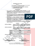 ACUERDO 451 AG0-01-18