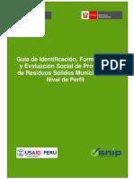 GUIA_FORMULACION Y EVALUACION RESIDUOS SOLIDOS