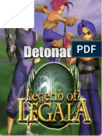 Detonado - Legend Of Legaia