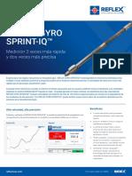 Reflex Gyro Sprint Iq a4 Es