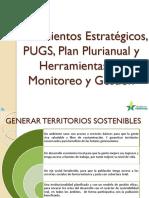Modelo de Gestión del PDOT, PUGS, Modelo Gestión Tributario y Recaudación y Herramienta de Modelo y Gestión