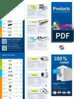 Guentner Flyer Commercial Refrigeration En
