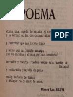 Blb - Poema en Sintesis n4 Octubre 1935