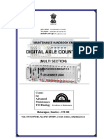 8-Maintenance handbook on Digital Axle Counter (Multi Section).pdf