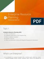 001 Enterprise Resource Planning - Lectures.pptx