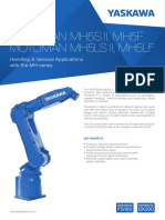 Flyer Robot Mh5sii-f Mh5lsii-f e 07.2018