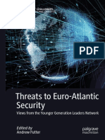 (New Security Challenges) Andrew Futter - Threats to Euro-Atlantic Security_ Views from the Younger Generation Leaders Network-Springer International Publishing_ Palgrave Macmillan (2020)