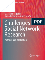 (Lecture Notes In Social Networks) Giancarlo Ragozini, Maria Prosperina Vitale - Challenges In Social Network Research_ Methods And Applications-Springer (2020)