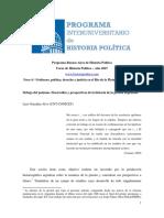 Luis González Alvo - Debajo Del Pantano. Desarrollos y Perspectivas de La Historia de La Prisión Argentina.