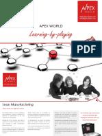 APEX Catalogo 2019