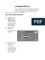 Creating Website Banners with Photoshop.pdf