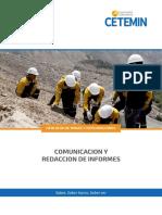 Comunicacion y Redaccion de Informes - Geo
