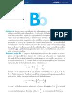 Diccionario Quimica B