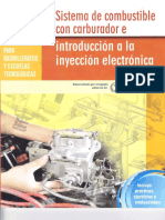 Introduccion a la inyeccion electronik