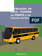 CARTILHA Atividades Do CACS Em Relacao Ao PNATE e Ao Caminho Da Escola