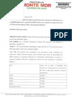 01 Pl76 Alteração Alíquota Suplementar Rpps
