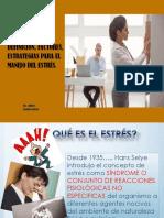 15. Manejo Del Estrés