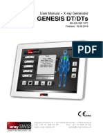User manual generator XRAY SWISS