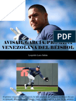 Leopoldo Lares Sultán - Avisaíl García, promesa venezolana del béisbol