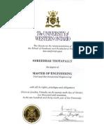 Shreedhar -Western Degree