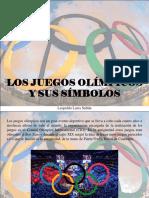 Leopoldo Lares Sultán - Los Juegos Olímpicos y Sus Símbolos