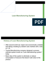 5. Lean Manufacturing - Kaizen - 5S