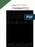 Diseño de Estrategias Didacticas