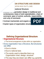 Lecture 2- Organization Structure and Design-2019