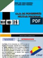 4. Caja de Pensiones Militar Policial