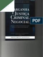 VASCONCELLOS - Barganha e Justiça Criminal Negocial