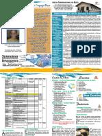 Boletim Dominical Nº 923 – Ano XVI – João Pessoa, 07 de Abril de 2019