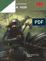 Historyczne Bitwy 155 - Cecora 1620, Kacper Śledziński.pdf