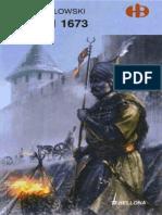 Historyczne Bitwy 160 - Chocim 1673, Damian Orłowski.pdf