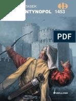 Historyczne Bitwy 162 - Konstantynopol 1453, Marian Witasek.pdf