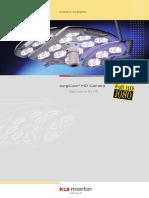SurgiCam HD Brochure