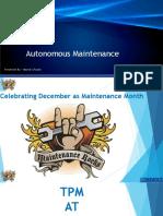 Autonomus Maintenance- Maintenance Month.pptx