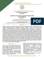 List of nootropics (Scientific Literature)