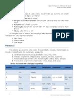 Focus-Concursos-Língua Portuguesa p_ DPE - RJ ( Técnico Médio )  --  Interjeição Numeral e Preposição