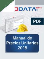 Manual de Precios Unitarios 2018.pdf