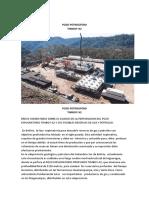 Pozo Petrolífero Timboi