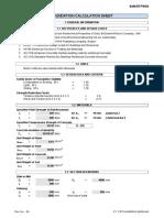 Design Calculation Strengtehing Foundation Site Majalengka